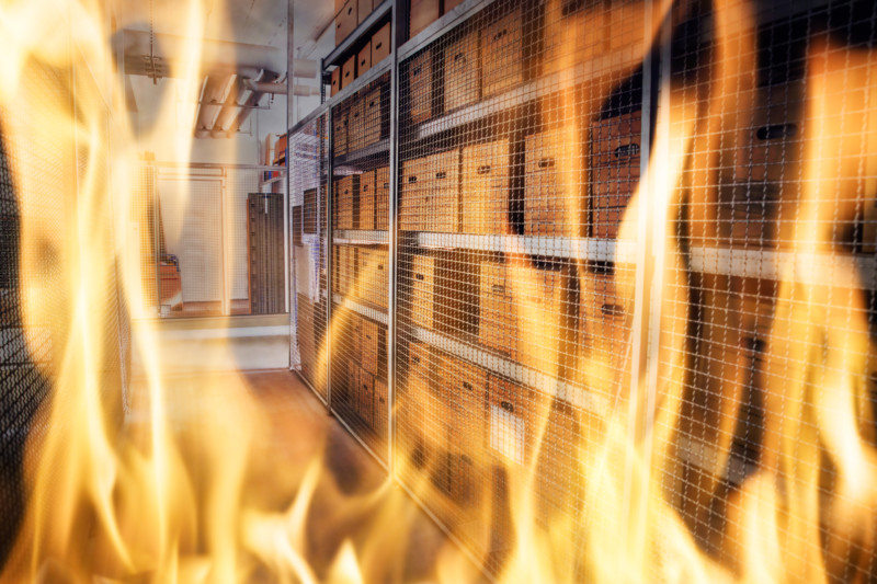Fire: The Oldest and Deadliest Risk to Supply Chain Business